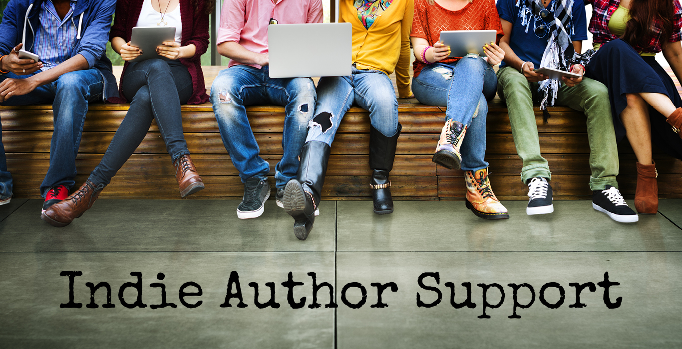 Indie Author Support - Facebook Group