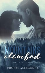 Mountains Climbed by Phoebe Alexander